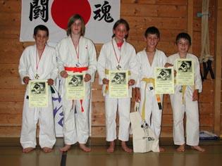 Judo Schuelermeisterschaft, bis 30kg