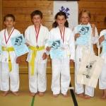 Judokas bis 30 Kg