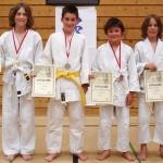 Judokas bis 39 Kg