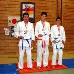 Judokas ab 50kg