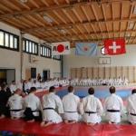 Teilnehmer sitzend