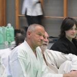 Unter den kritischen Augen von Charlie Lenz und den anderen Head Instructors