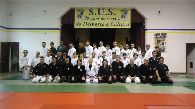 Bilder der EJJU Stage Lissabon 2010