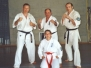 Karate-Sommercamp in Rothenburg 2001