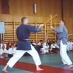 """""""Bo Dai Sansetsu Kon"""" zusammen mit F. Arnold"""