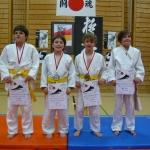Judokas bis 30kg
