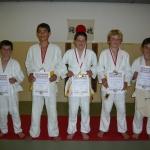 Judokas bis 39kg