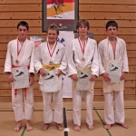 Judokas bis 49kg