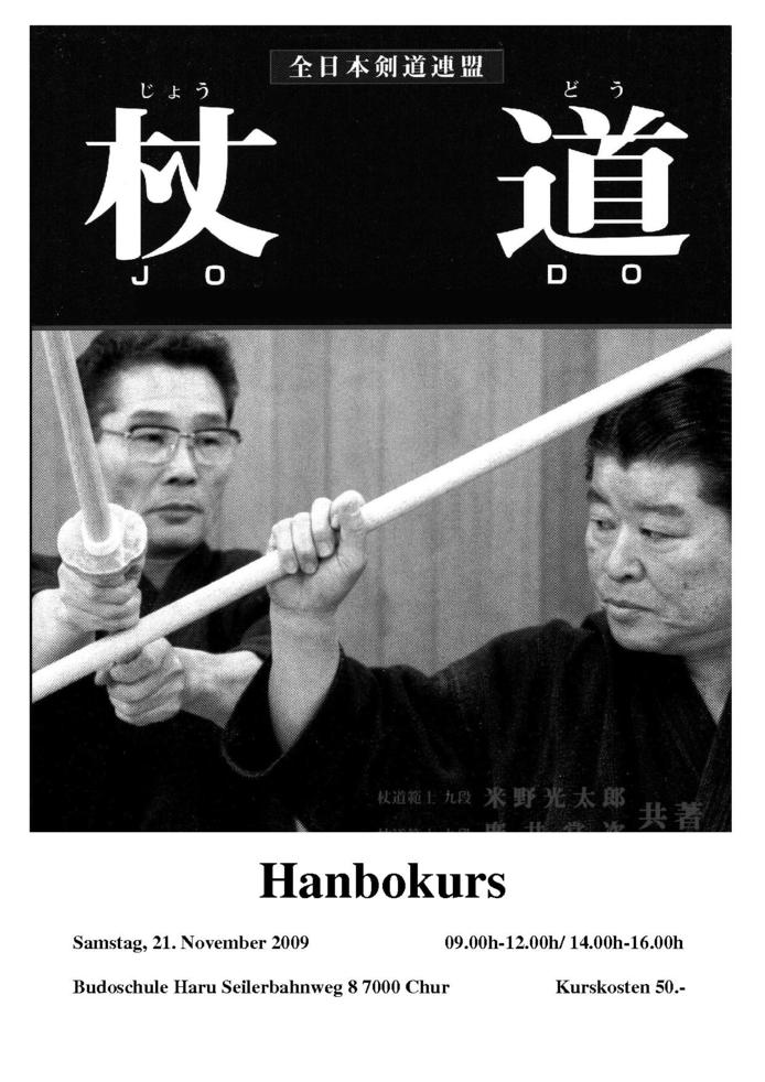 Hanbokurs November 2009
