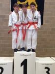 Enrico Guler Gold, Marino Guler Silber, Dario Haudenschild Bronze