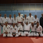Gruppenbild der EJJU Stage in Madrid 2013