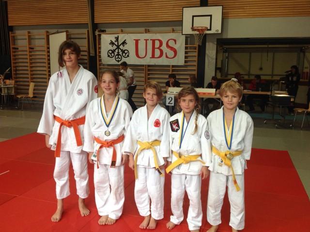 Judo Turnier in Ilanz