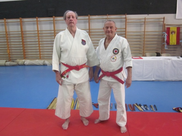 Pedro R. Dabauza und Charlie Lenz