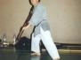 Kobudo Training in Thonon-Les-Bains 2001